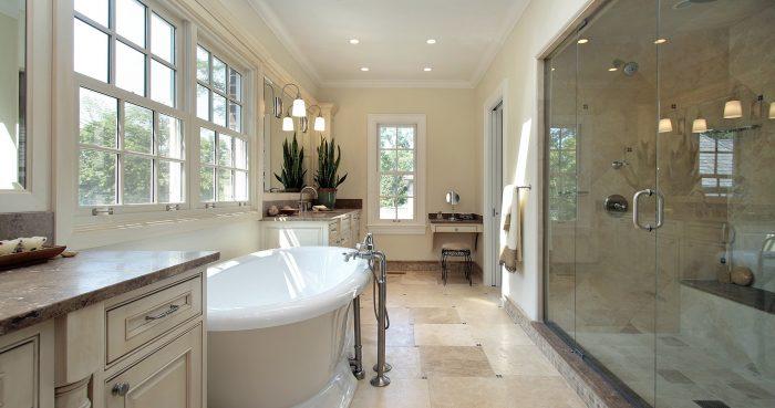 Luxe badkamerrenovatie