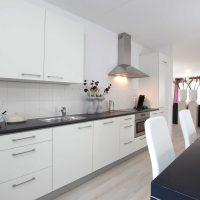 nieuwe keuken plaatsen
